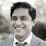 Ritesh Dogra, Managing Partner at Medium Healthcare Consulting