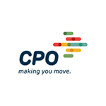 CPO logo making your move.