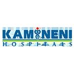 Kamineni Hospitals logo