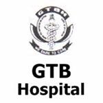 GTB Hospital logo