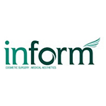 logo of inform clinics - plastic and cosmetic surgery in hyderabad