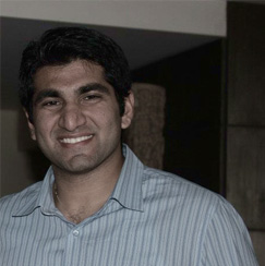 Prashant Dilwali his completed internship in medium healthcare consulting
